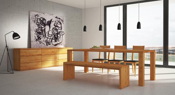 massivholz m bel aus kirschbaum individuell nach ihrem. Black Bedroom Furniture Sets. Home Design Ideas