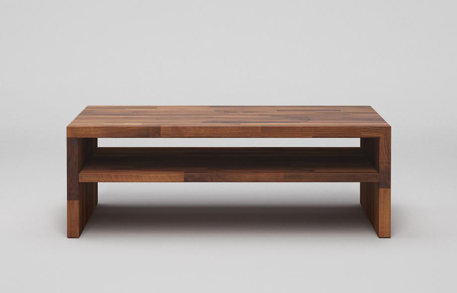 ct30 couchtisch nussbaum massiv auf gehrung verleimt. Black Bedroom Furniture Sets. Home Design Ideas