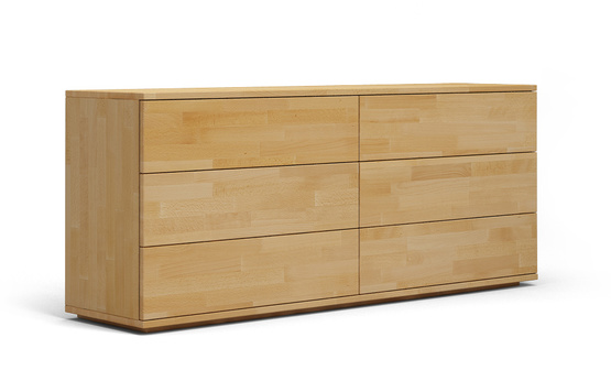 s102 sideboard aus buche massiv von frohraum. Black Bedroom Furniture Sets. Home Design Ideas