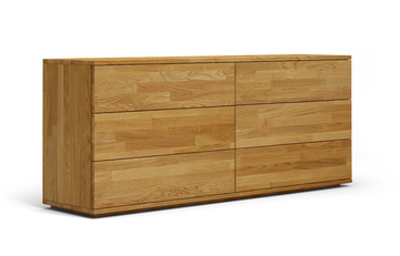 sideboards aus eiche massivholz nach ma von frohraum. Black Bedroom Furniture Sets. Home Design Ideas