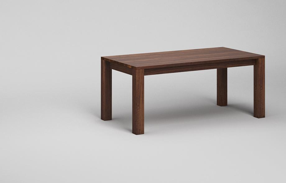 et10 ka ausziehtisch aus nussbaum massiv nach ma von frohraum. Black Bedroom Furniture Sets. Home Design Ideas
