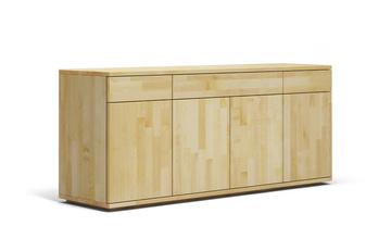 sideboards aus ahorn massiv ma gefertigt von frohraum. Black Bedroom Furniture Sets. Home Design Ideas