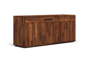 Sideboard nussbaum  Sideboards aus Nussbaum massiv: Maßgefertigt von Frohraum