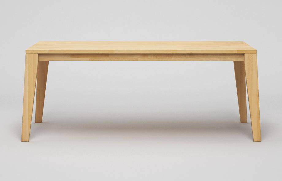 Et110 esstisch aus massiver buche von frohraum for Esstisch buche massiv