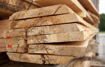 C920 590 Massivholz Bohlen