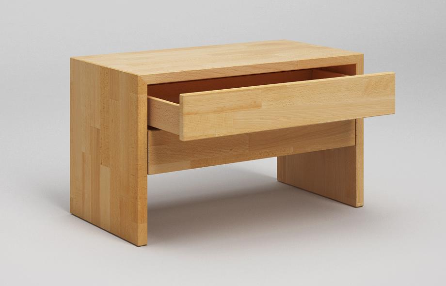 nt32 nachttisch aus buche massivholz von frohraum. Black Bedroom Furniture Sets. Home Design Ideas