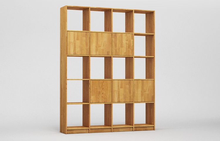 r106 regal massiv a1 holz eiche kgl