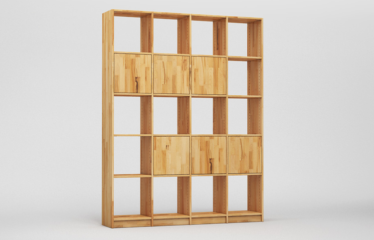 r106 regal massiv a1 holz kernbuche kgl
