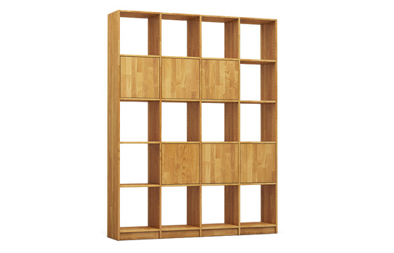 r106 regal massiv a1w holz eiche kgl