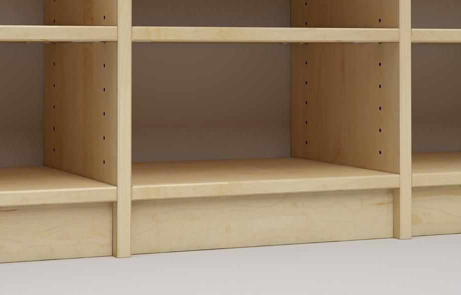r102 regal kernbuche massiv von frohraum. Black Bedroom Furniture Sets. Home Design Ideas