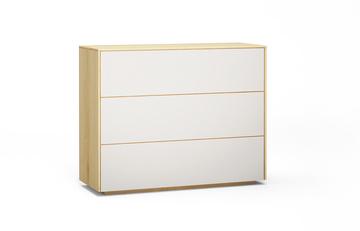 Sideboard-s501-farbglas-ral9010-a1w-ahorn