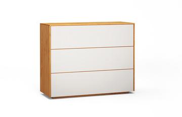 Sideboard-s501-farbglas-ral9010-a1w-kirschbaum