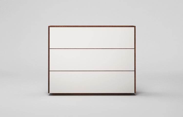 Sideboard-s501-farbglas-ral9010-a2-nussbaum