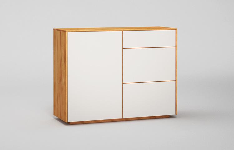 Sideboard-s502-farbglas-ral9010-a1-kirschbaum