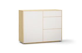 Sideboard-s502-farbglas-ral9010-a1w-ahorn