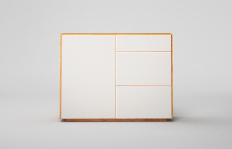 Sideboard-s502-farbglas-ral9010-a2-kirschbaum