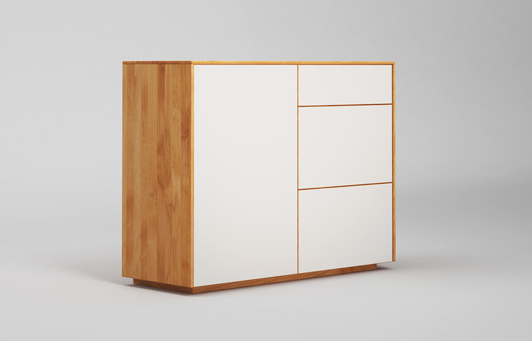 Sideboard-s502-farbglas-ral9010-a3-kirschbaum
