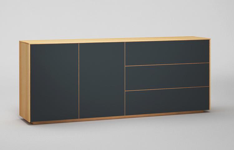 Sideboard-s503-farbglas-ral7016-a1-buche-dgl