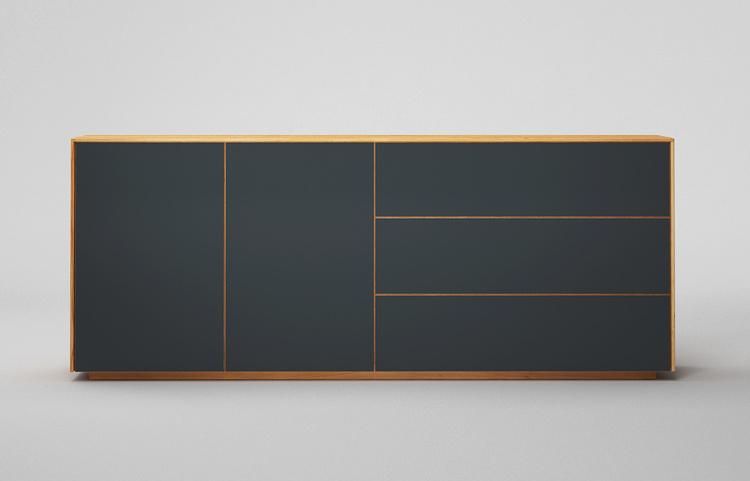 Sideboard-s503-farbglas-ral7016-a2-kernbuche-dgl