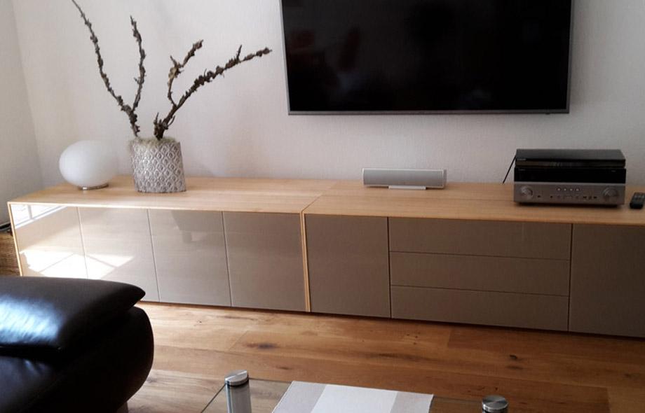 Massivholz Möbel Nach Maß Wertig Langlebig Frohraum