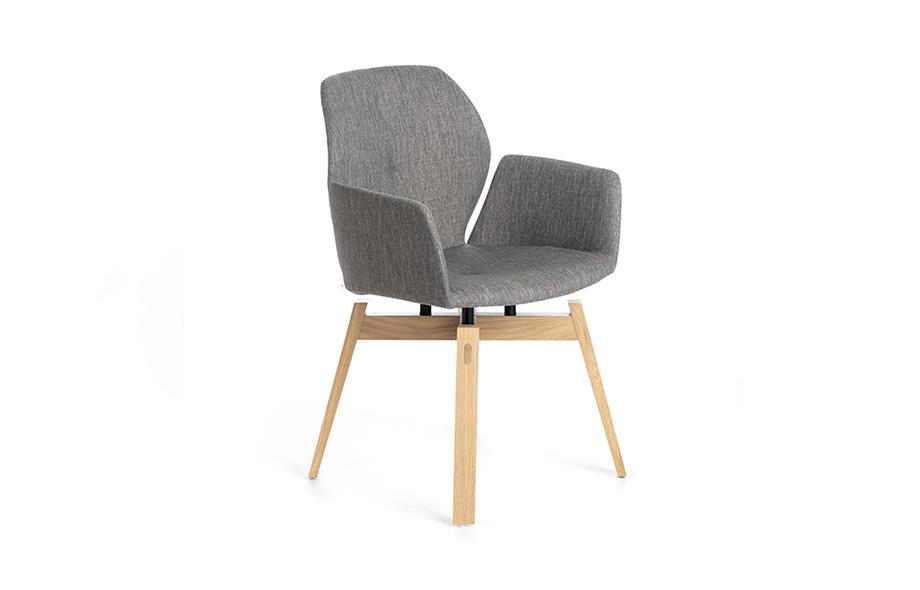 mood 95 pb08 stuhl bei frohraum. Black Bedroom Furniture Sets. Home Design Ideas