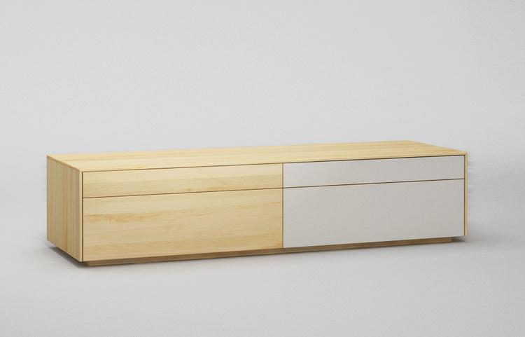 Lowboard-l502-farbglas-ral9010-a1-ahorn-dgl