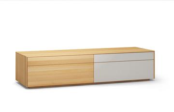 Lowboard-l502-farbglas-ral9010-a1w-buche-dgl