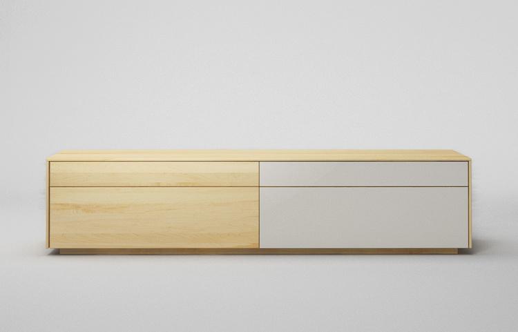 Lowboard-l502-farbglas-ral9010-a2-ahorn-dgl