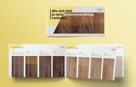 Holz und Licht Cover