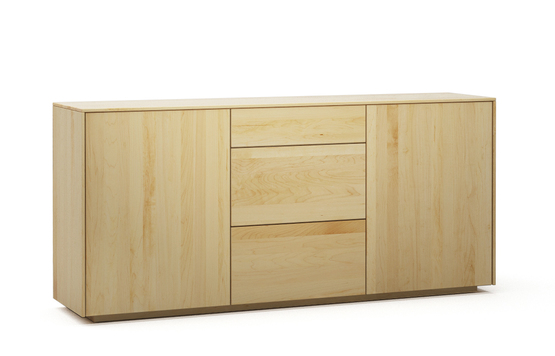 sideboard S503 a1w ahorn dgl
