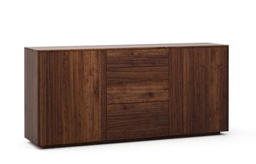 sideboard S503 a1w nussbaum dgl