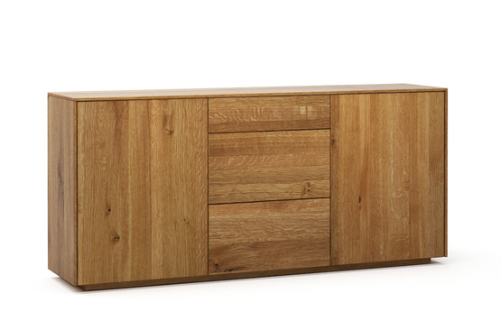 sideboard S503 a1w wildeiche dgl