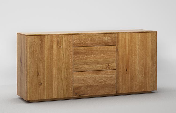 sideboard S503 a1 wildeiche dgl