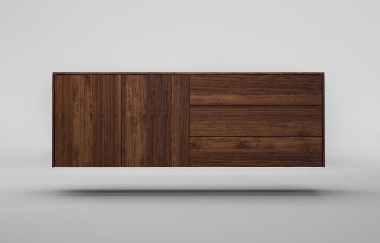 sideboard haengend SH503 a2 nussbaum dgl