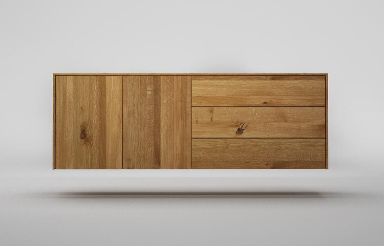 sideboard haengend SH503 a2 wildeiche dgl