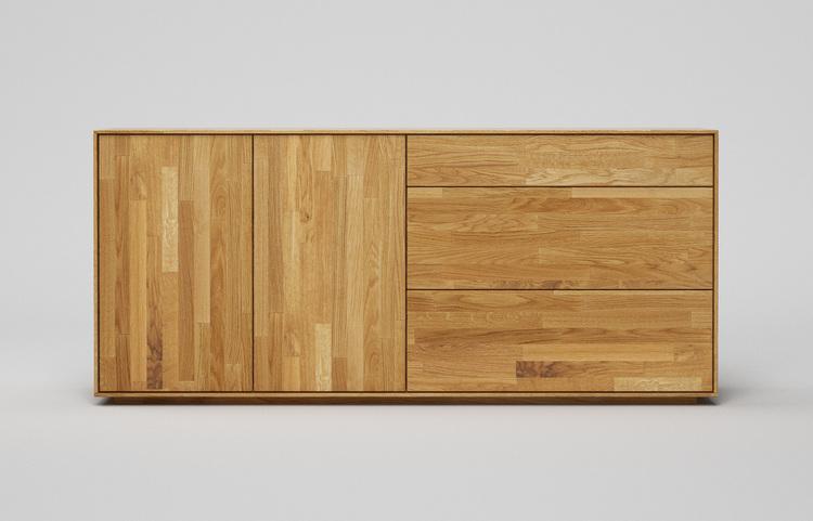 s603 sideboard k1 a2 eiche kgl