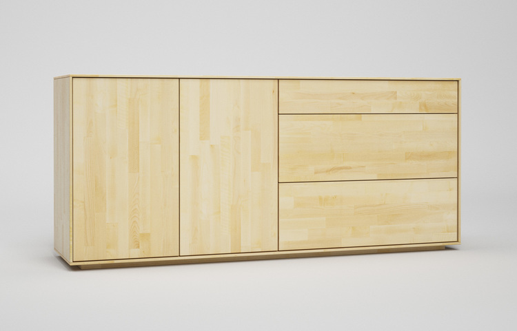 s603 sideboard k1 a3 ahorn kgl