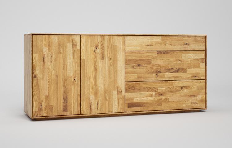 s603 sideboard k1 a3 wildeiche kgl