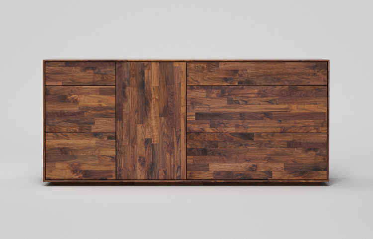 s603 sideboard k3 a3 nussbaum kgl