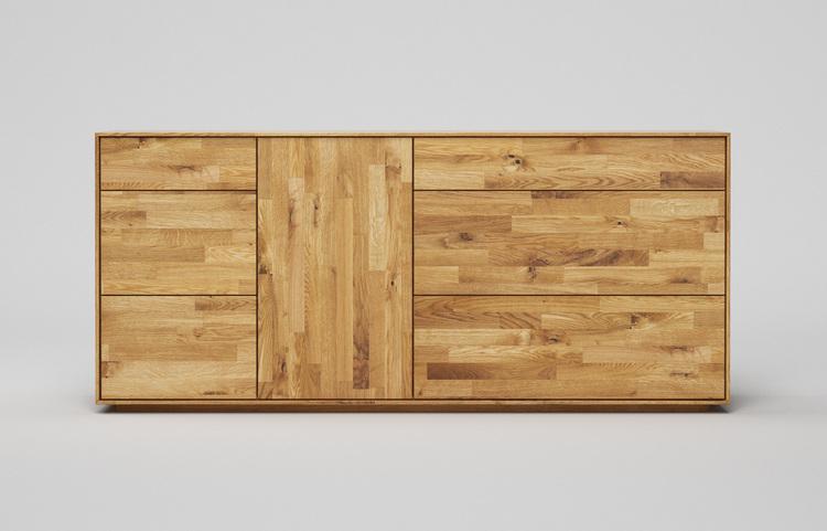 s603 sideboard k3 a3 wildeiche kgl