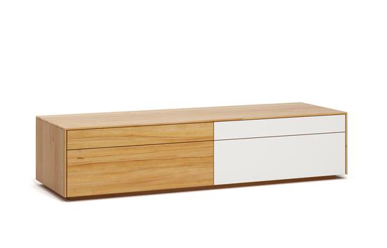 l502g lowboard reinweiß a1w kernbuche dgl