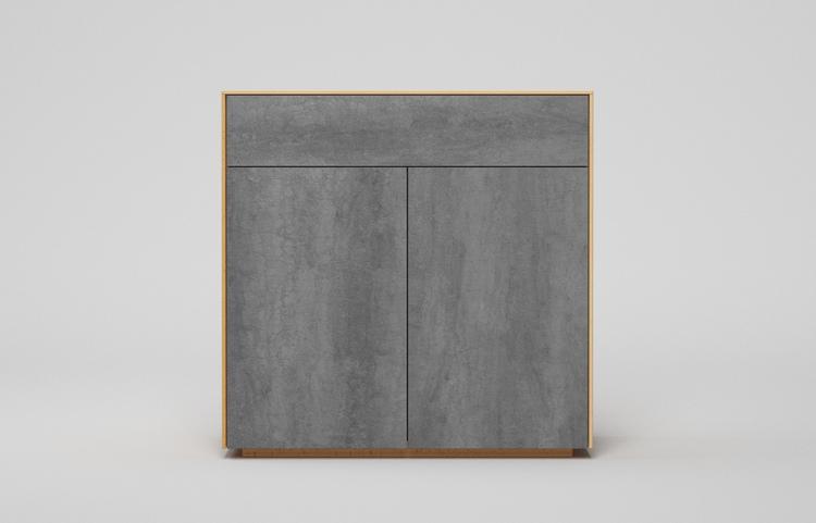 s501g k2 sideboard pietra di savoia grigia a2 buche dgl