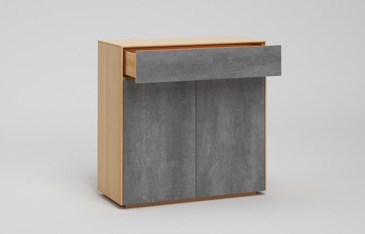 s501g k2 sideboard pietra di savoia grigia a4 buche dgl