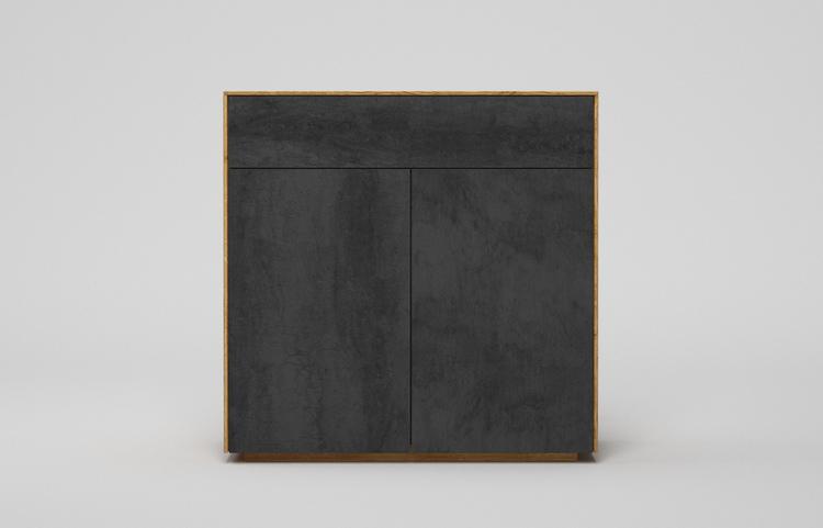 s501g k2 sideboard pietra di savoia antracite a2 wildeiche dgl