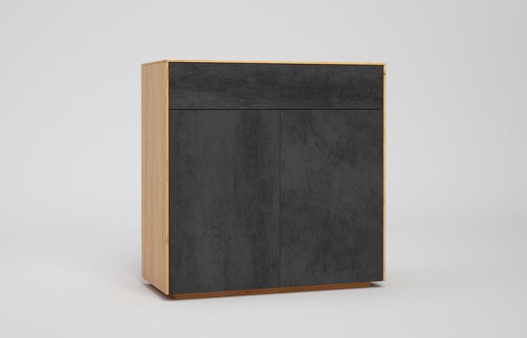 s501g k2 sideboard pietra di savoia antracite a3 kernbuche dgl