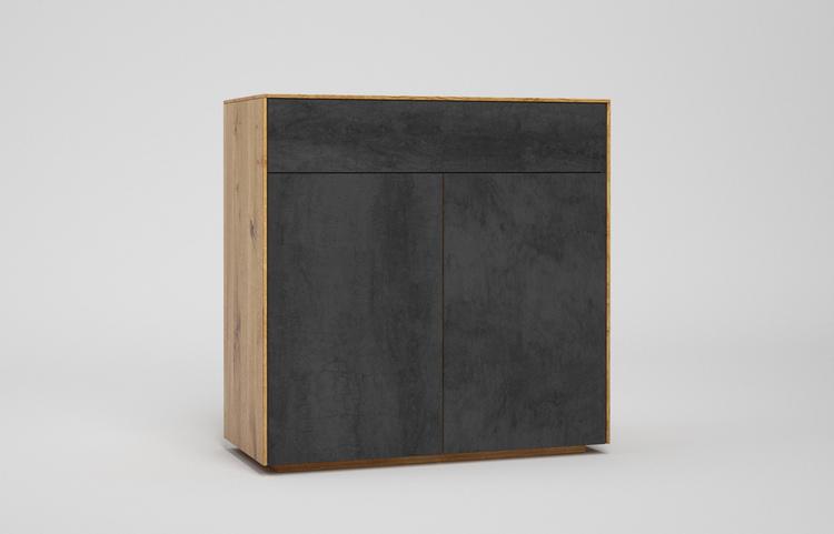 s501g k2 sideboard pietra di savoia antracite a3 wildeiche dgl