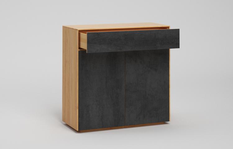 s501g k2 sideboard pietra di savoia antracite a4 kernbuche dgl