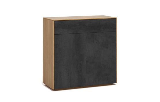 s501g k2 sideboard pietra di savoia antracite a1w eiche dgl