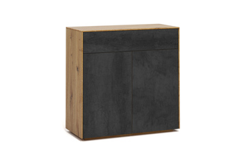 s501g k2 sideboard pietra di savoia antracite a1w wildeiche dgl
