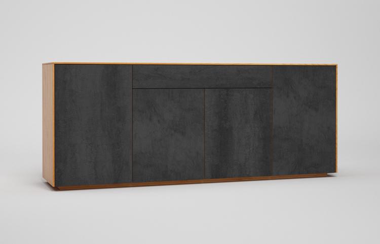 s503g k2 sideboard savoia antracite a3 kirschbaum dgl